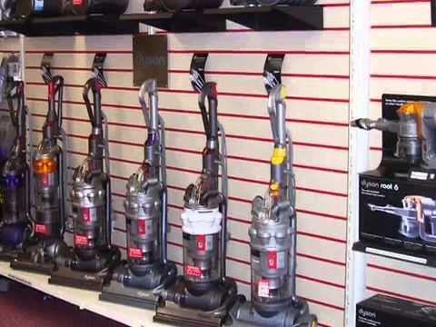 Vacuum Cleaners - Repairs & Parts - The Vacuum Store