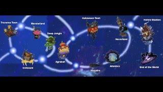 Precious Stars in the Sky (Kingdom Hearts)