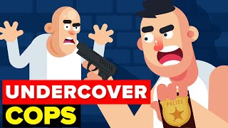 Crazy True Stories From Undercover Cops
