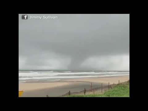 Tornado Touches Down At Emerald Isle As Hurricane Dorian Moves Toward NC