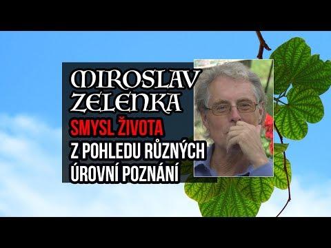 ŽIVĚ: Miroslav Zelenka