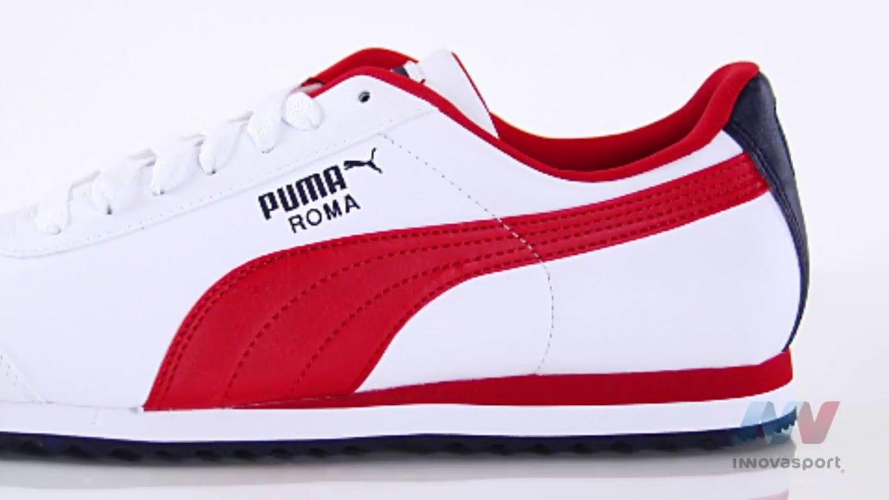 9df773833 Toque atlético | PUMA ROMA BASIC | INNOVASPORT - YouTube