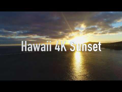 "Kenny Chesney and a Hawaiian Sunset.... ""Island Boy"". filmed on a dji phantom 4 pro+"