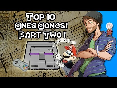 Top 20 Snes Songs of ALL TIME! 10-1 -SpaceHamster