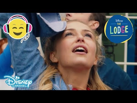 The Lodge   Get My Way Music Video   Official Disney Channel UK