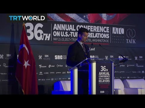 Money Talks: US-Turkey business council holds annual meeting