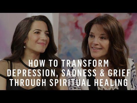 Bereavement: How to Transform Grief & Depression Through Spiritual Healing Mp3