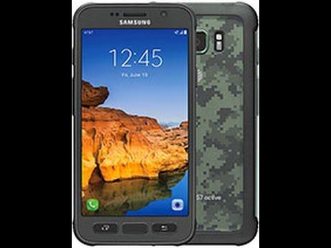Hard reset Samsung Galaxy S7 active SM-G891A