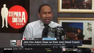 Stephen A. Smith Show 1/10/2019 Dabo Swinney joins, NFL coaching carousel