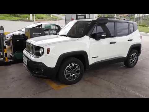 Calibrar Os Pneus Do Jeep Renegade Youtube