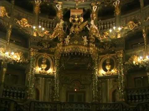 Markgräfliches Opernhaus Bayreuth - UNESCO Weltkulturerbe - Junge Oper Münster