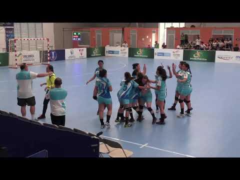 GUATEMALA VS COSTA RICA YOUTH (U17) CHALLENGE TROPHY SUR & CENTRO AMERICANO  DE BALONMANO