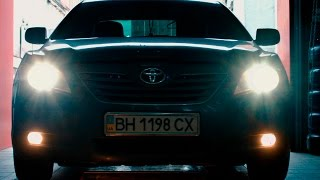 Установка ГБО на Toyota Camry | Сервис Газ Одесса(Установка газобалонного оборудования на Toyota Camry компанией Сервис Газ Одесса., 2016-02-09T13:36:57.000Z)