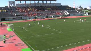2010/12/04_AC長野パルセイロ対三洋電機洲本サッカー部_宇野沢ゴール1