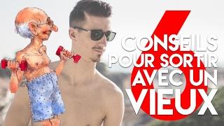 6 CONSEILS POUR SORTIR AVEC UN MEC PLUS VIEUX !!
