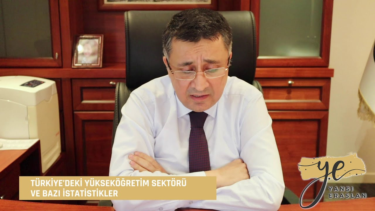 Türkiye'deki Yükseköğretim Sektörü ve Bazı İstatistikler