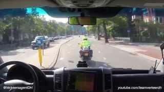 VTB-opleiding: Ambulancebegeleiding Bronovo SEH naar Reinier de Graaf SEH 10-07-2014
