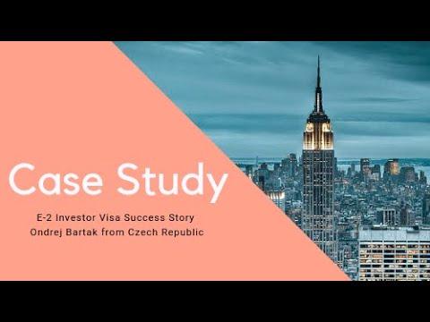 E2 Visa Success Story - Living My American Dream