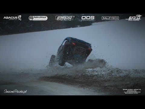 Mistrz Zimy Sjcam Super Rally Sobkow 2019 Action By Motorecords Pl