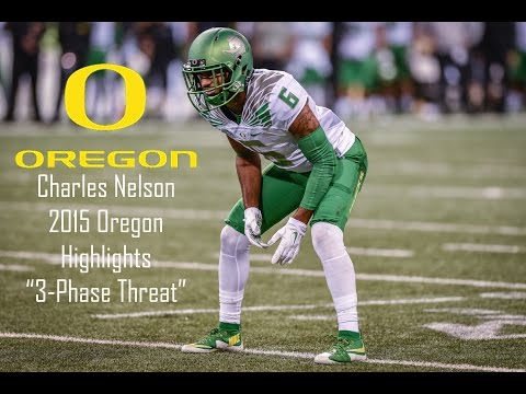 Charles Nelson || 3-Phase Threat || Oregon Highlights