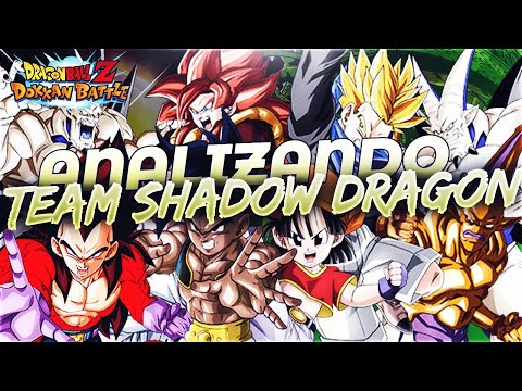 "El Team ""Shadow Dragon Saga"" Perfecto! 