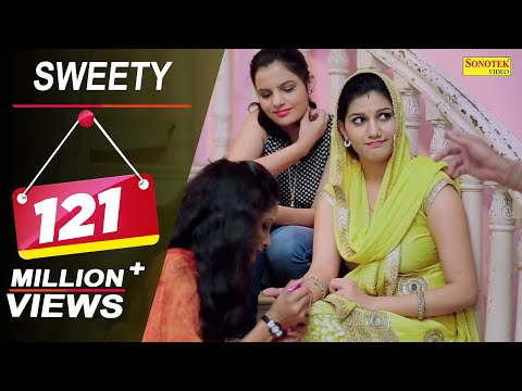 Sweety | Sapna Chaudhary | Raju Punjabi | Annu Kadyan | New Haryanvi Song 2018 | Sonotek
