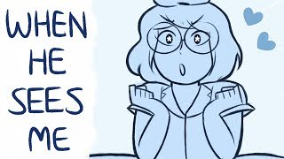 Gambar cover When He Sees Me - Waitress (ANIMATIC)