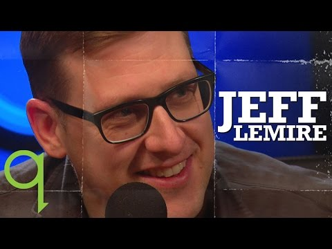 Jeff Lemire follows his Secret Path