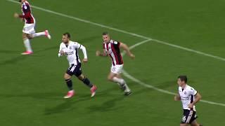 Bolton 0-1 Blades - match action