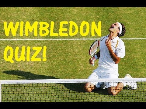 QUIZ on WIMBLEDON - Test Your Knowledge on the Championships