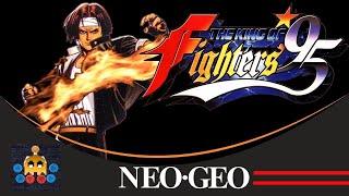[TAS] The King of Fighters '95 ( Women Fighters Team ) ( NEO GEO ) (ARCADE) 【Longplay】