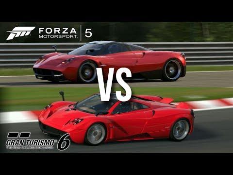forza 5 gameplay xbox one 1080p vs 720p
