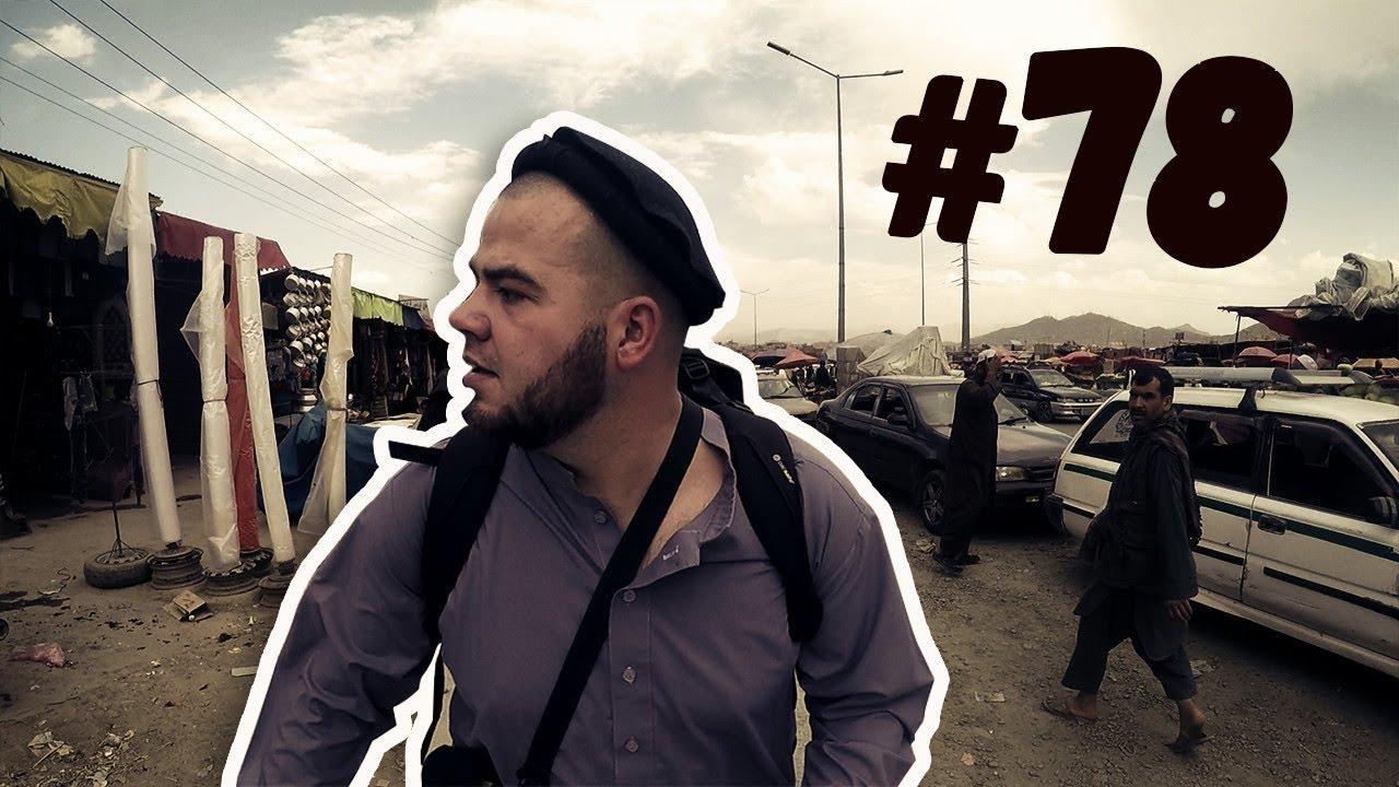 #78 Przez Świat na Fazie – Afganistan