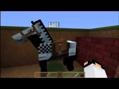 How To Name A Horse In Minecraft