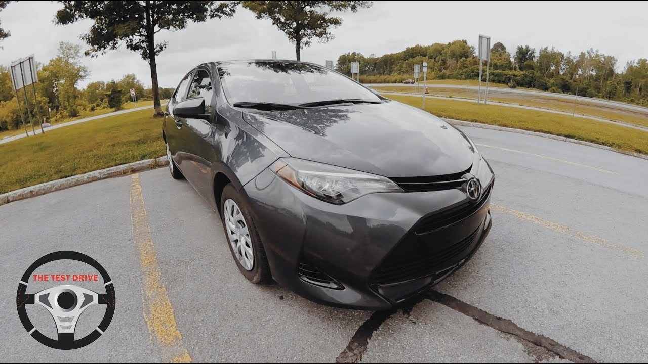 2017 Corolla Mpg >> 2017 Toyota Corolla 40 Mpg Tech For Under 20k 0 60 Road Test Review
