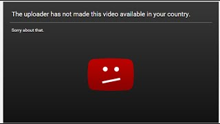 How to unblock unavailable videos in your country ??
