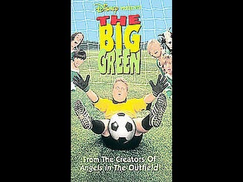 Opening To The Big Green 1996 Vhs Youtube