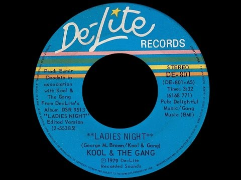 Kool & The Gang ~ Ladies Night 1979 Disco Purrfection Version