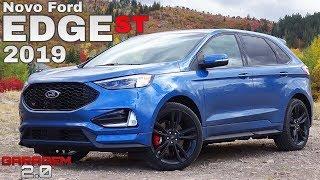 Novo Ford Edge ST 2019 No Brasil - (Garagem 2.0) thumbnail