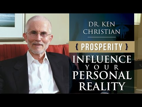 Achieving Prosperity: Influence of Your Personal Reality