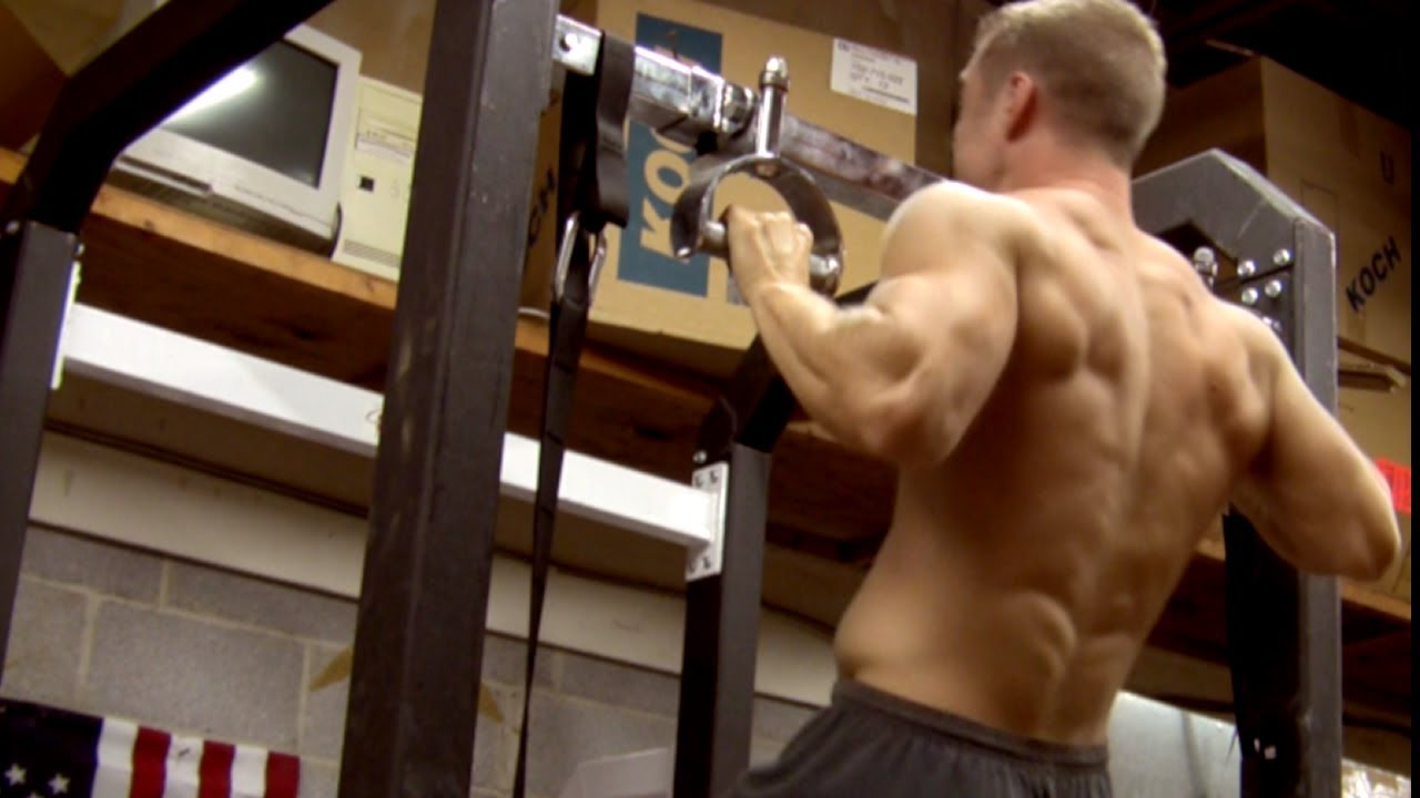 The Best Back Exercises To Build Muscle pictures
