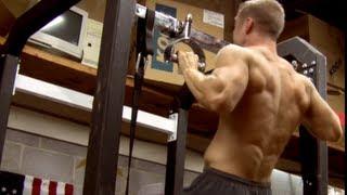 Back Workout - 5 Back Exercises for Mass