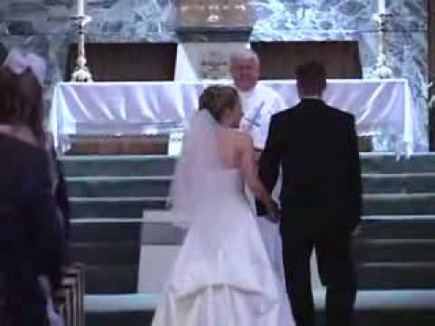 Katie and Jason   wedding video   YouTube