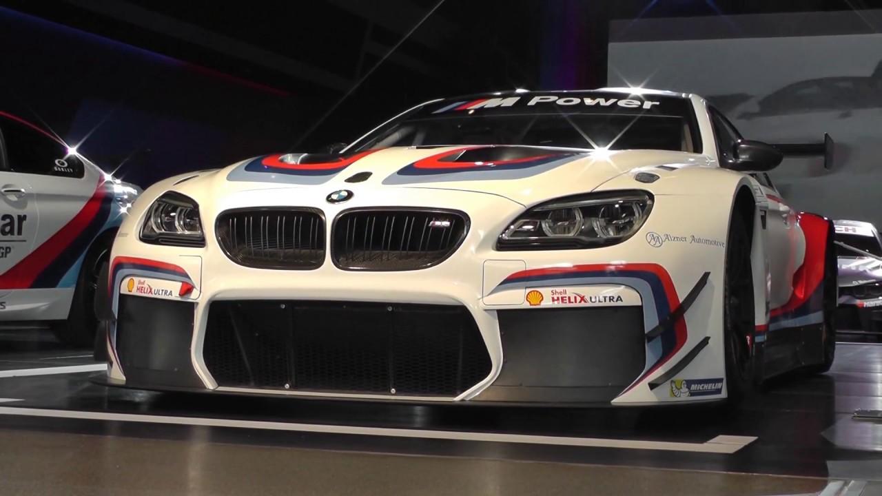 Bmw Motorsporttage 2017 M1 M6 Gtr M3 V12