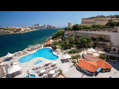 Top10 Recommended Hotels in Valletta, Malta