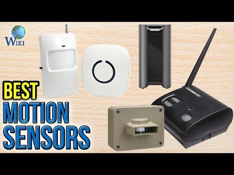 10 Best Motion Sensors 2017