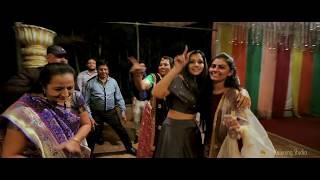 Zalak & JAY   Engagement   Family Dance Shoot   Cinematic   Karad   India