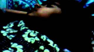 Girl Acting Weird In Sleep!.avi