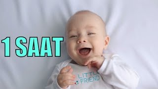 1 Saat Baba Sesinden Melek Bebek Ninnisi | Bizim Ninniler