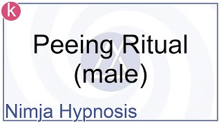 Submissive Rituals - Peeing Ritual (male)